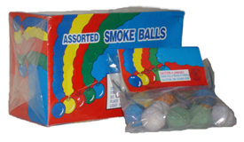 0860A R.L. Color Smoke Ball 20/6/12