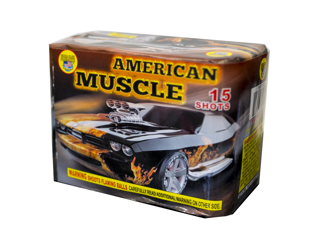 1003107 American Muscle 40/1