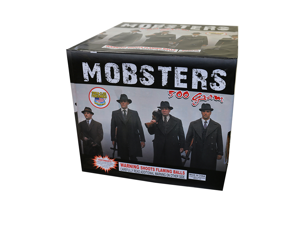 1003201 Mobsters 6/1
