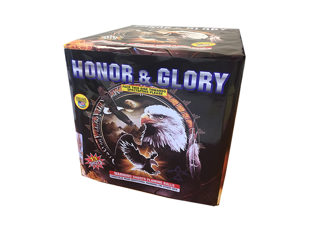 1003304 Honor & Glory 6/1
