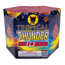 BC2207 Tropical Thunder 6/1