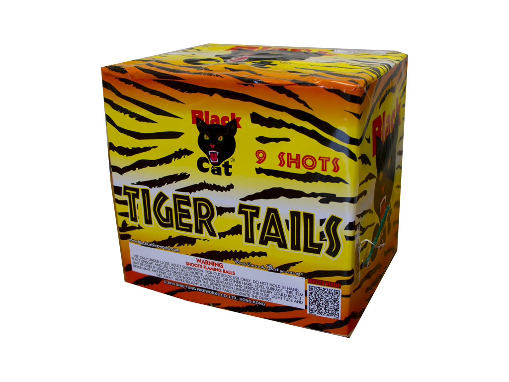 BC6341 Tiger Tails 8/1