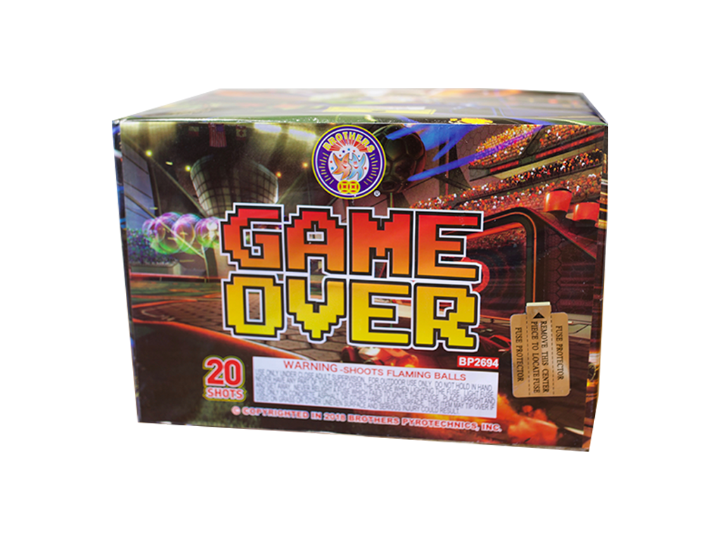 BP2694 Game Over 6/1