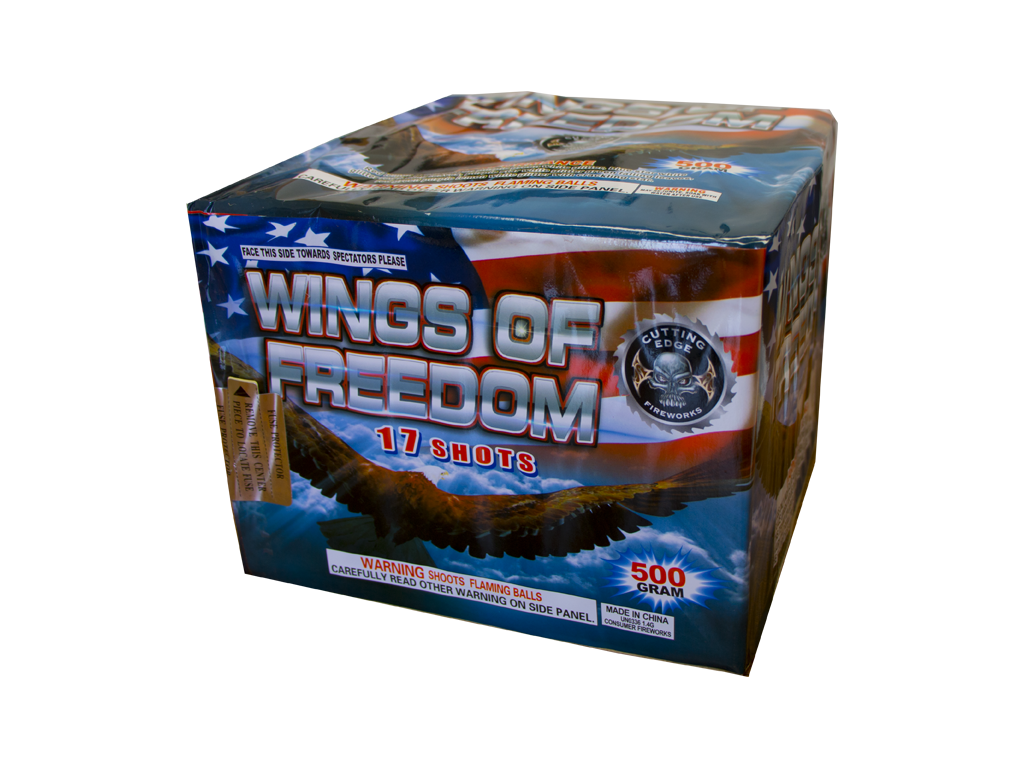 CE20054 Wings Of Freedom 8/1