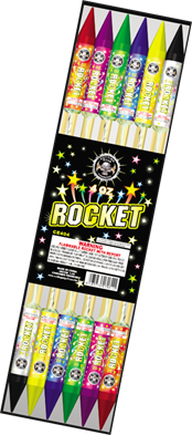 CE404 4 oz. Rocket 36/12