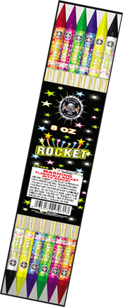 CE408 8 oz. Rocket 36/12