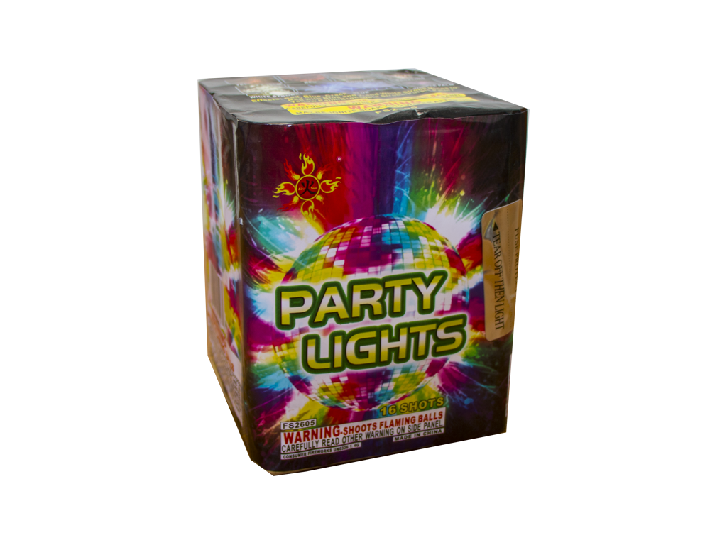 FS2605 Party Lights 18/1