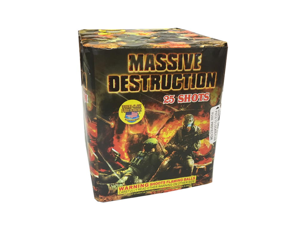KM1350 Massive Destruction 12/1
