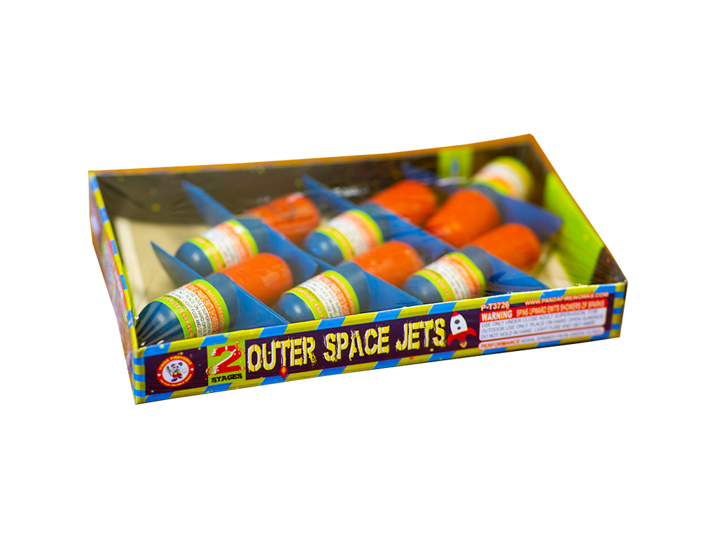 PT3726 Outer Space Jets 36/6