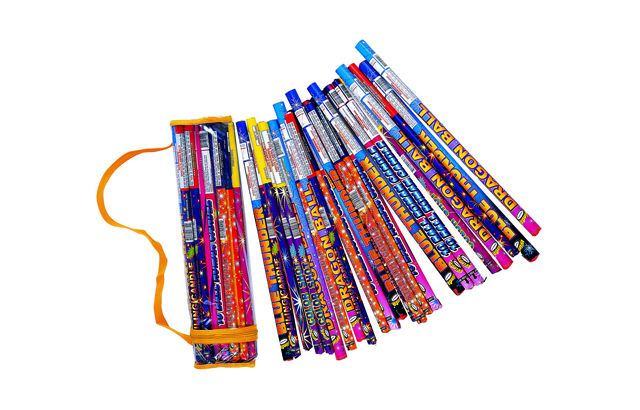 P0018 Roman Candle Poly Pack 10/1