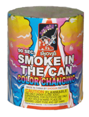 SNOV03 Smoke in a Can 18/4