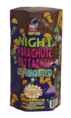SNP160 Night Parachute Battalion 12/1