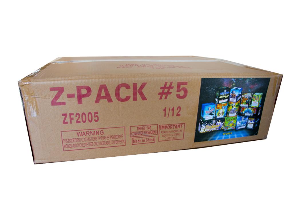 ZF2005 Z-Pack #5 1/12