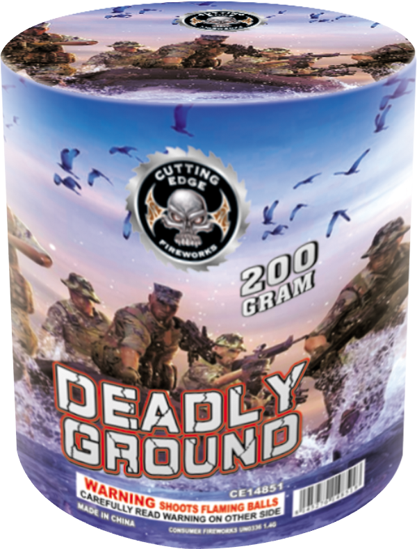 CE14851 Deadly Ground 8/1