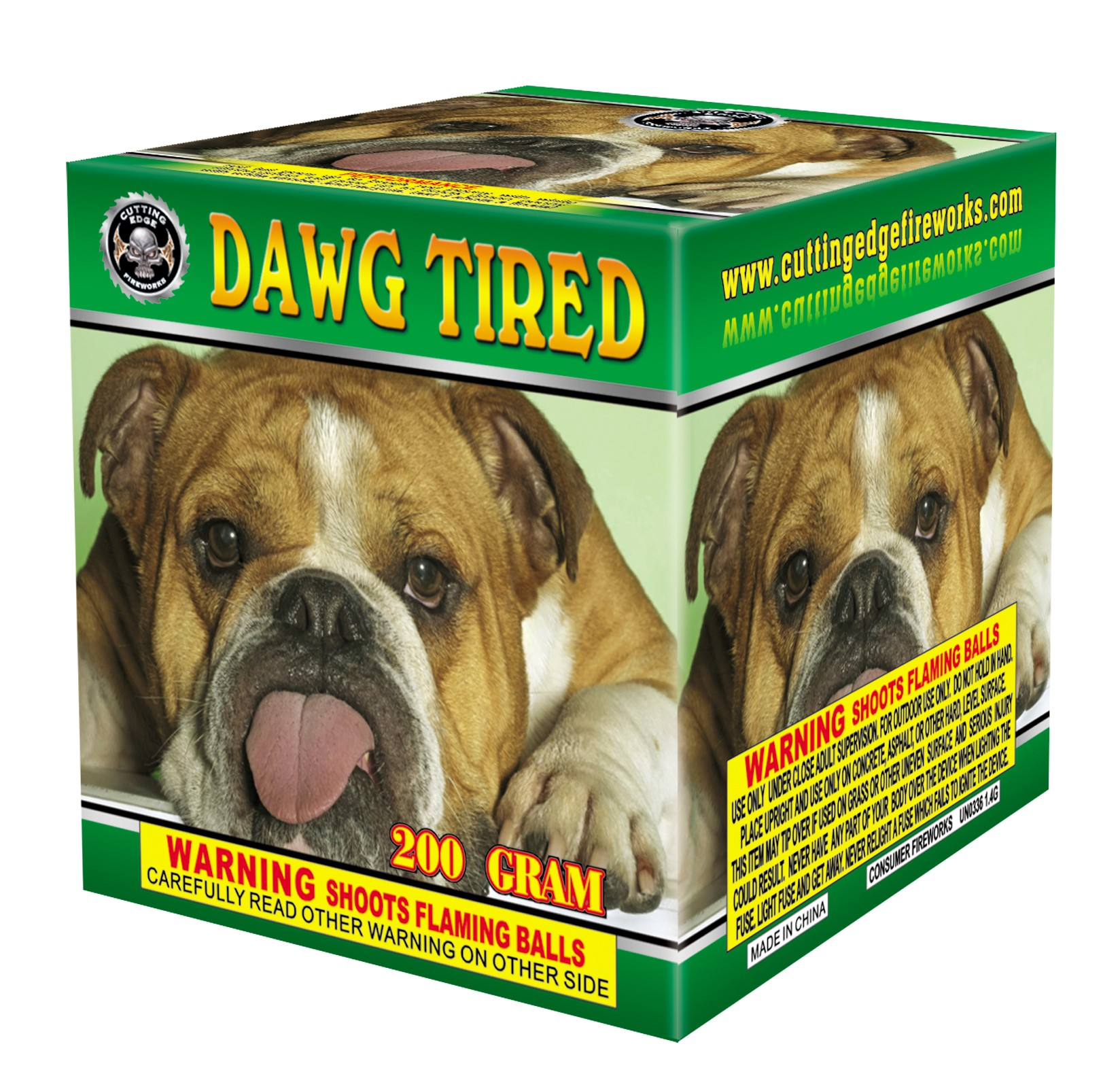 CE14871 Dawg Tired 16/1