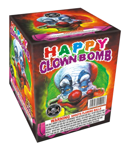 CE15001 Happy Clown Bomb 12/1